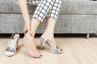 Ankle Joints, The Achilles Tendon, and High Heels